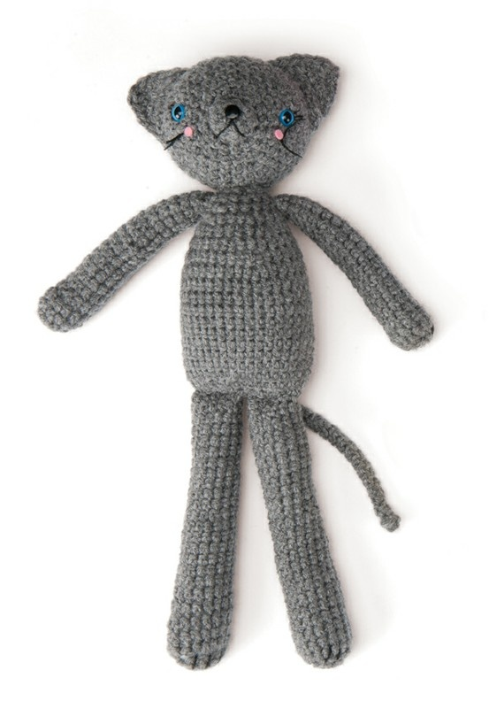APS: Coco the Cat - a wonderful free pattern. Love it, thanks so for the share (PDF). Meow xox
