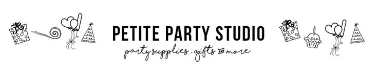 Colorful, trendy party supplies and gifts for the modern hostess. Where Pinterest meets Party we have it all for your next Kids party, bridal or baby shower.