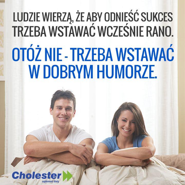 Humor może wiele :)  #cholester #humor #sen