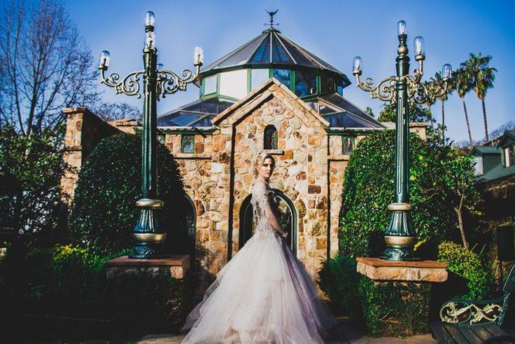 Bridal Fashion Photo shoot at Shepstone Gardens