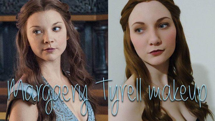 Margaery makeup