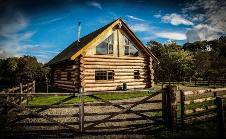 Lake District Fishing: Log cabins that are perfect for fishing in the Lake District. View our Otterstone fishing cabin online. Log Cabin with hot tub.