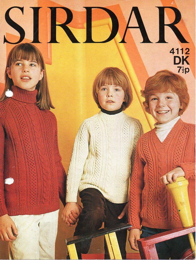36742981d childrens aran sweaters knitting pattern pdf childs cable jumper polo v or  crew neck 26-30