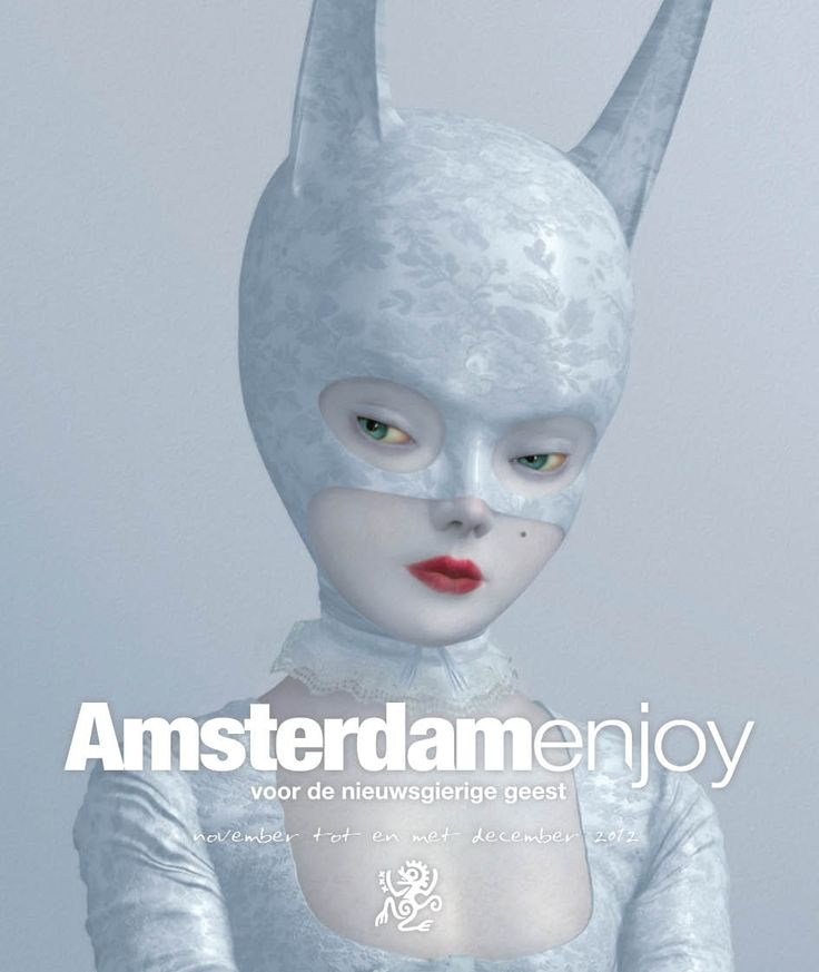 Cover november - december 2012. Ray Caesar