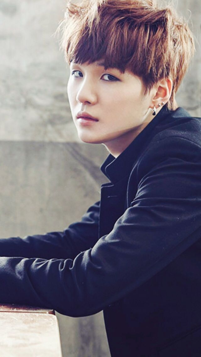 This is in my heart.  Suga - Min Yoon Gi.  Naui yeong-gam.