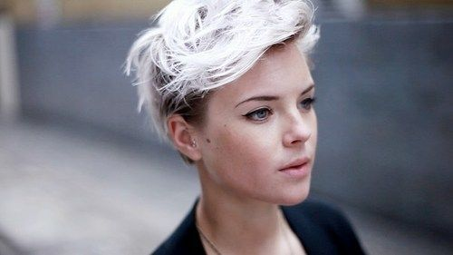 two tone undercut - Google Search