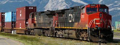 Ferrocarril de carga de mercancias: Ivan