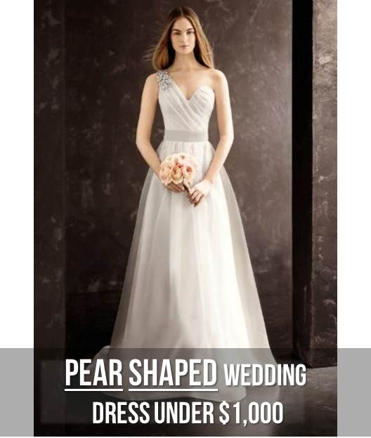Your Body Shape And Your Wedding Dress Pear Shaped
