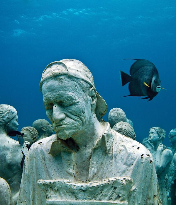 Beautiful Places Underwater: 9 Peculiar Museums You Must See To Believe