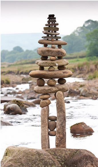 cairn...peace and grace