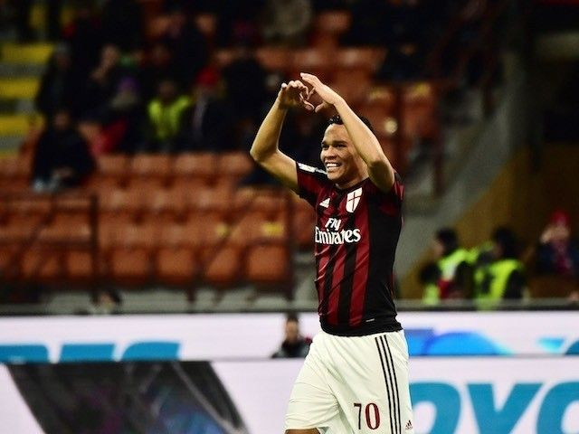 "Agent claims ""no reason"" for Carlos Bacca to leave AC Milan for West Ham United"