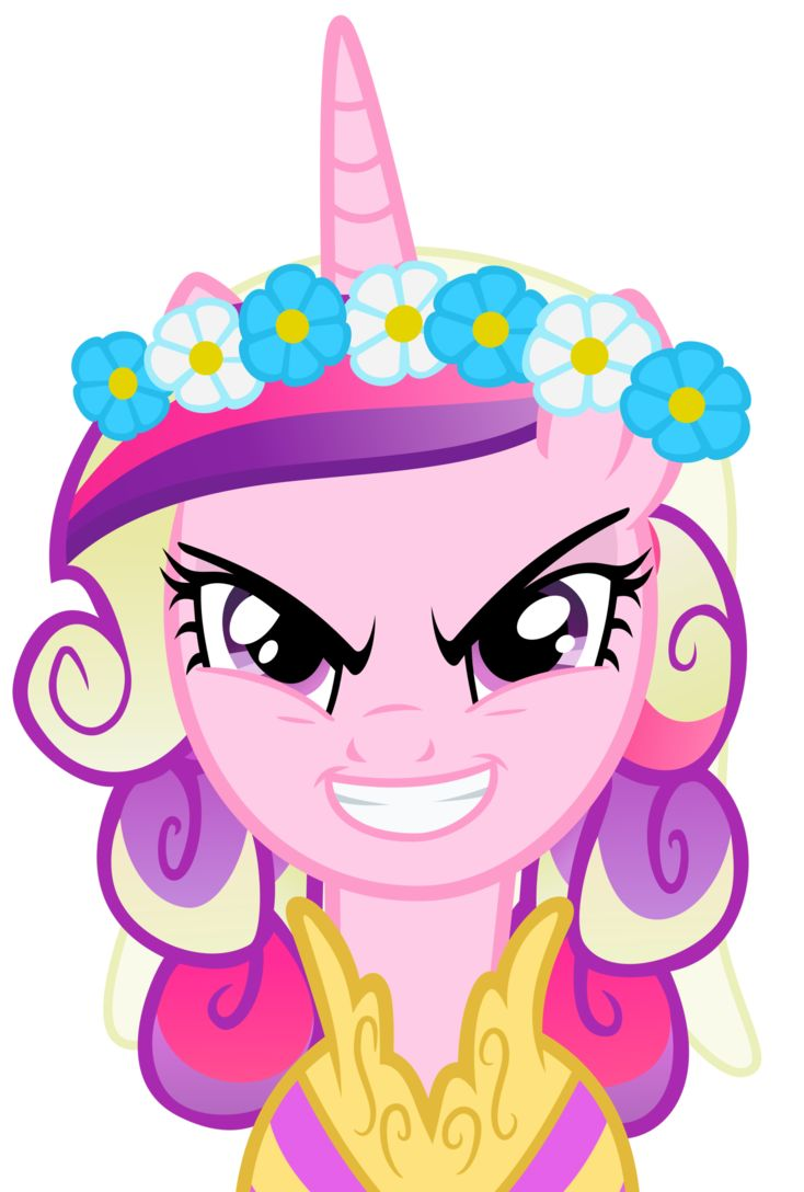 My little pony evil cadence evil cadence is best - Princesse poney ...