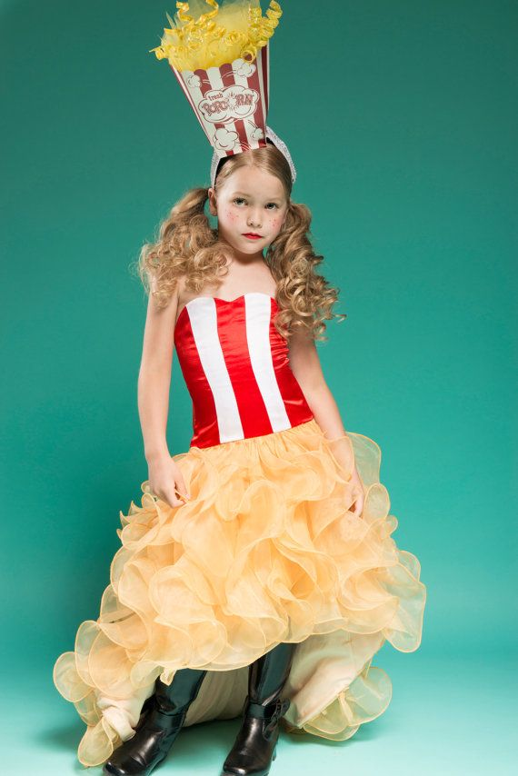 Popcorn Popcorn Anyone Want Popcorn Dress by Janaystutufabformals, $190.00 You can also find us on facebook at https://www.facebook.com/janaystutufab :)