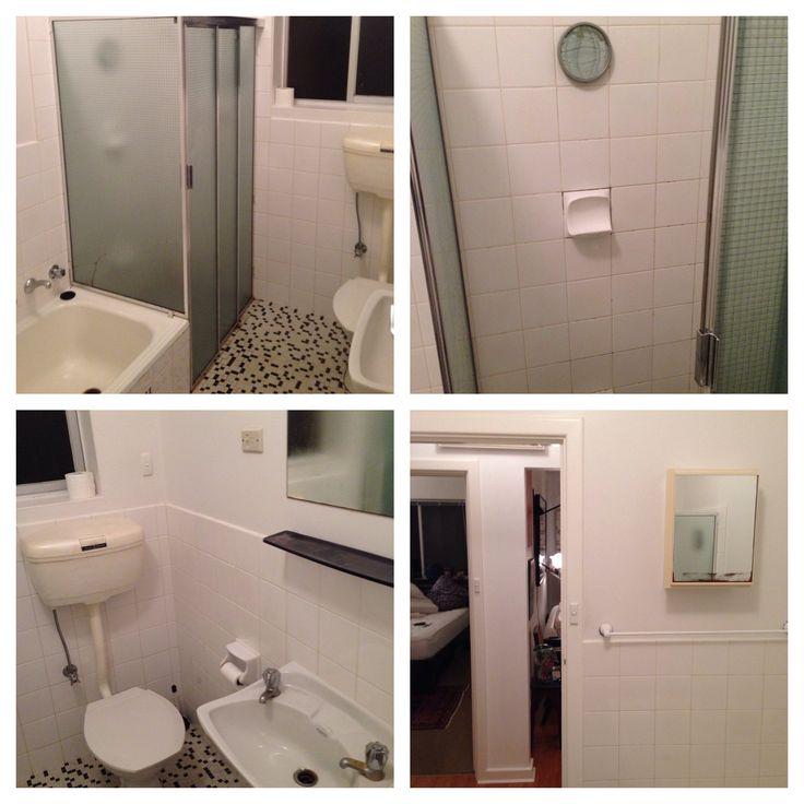 Before. #bathroomreno