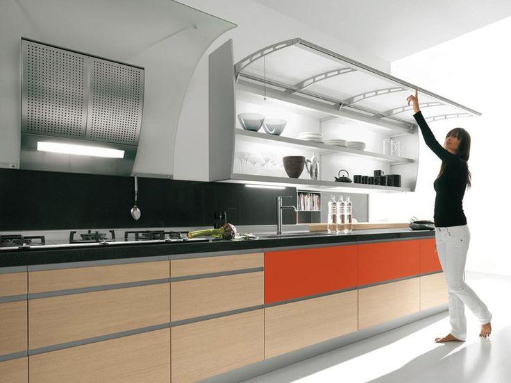 18 best Idee cucina images on Pinterest Modern kitchens, Kitchen - kuchen utensilien artematica inox valcucine