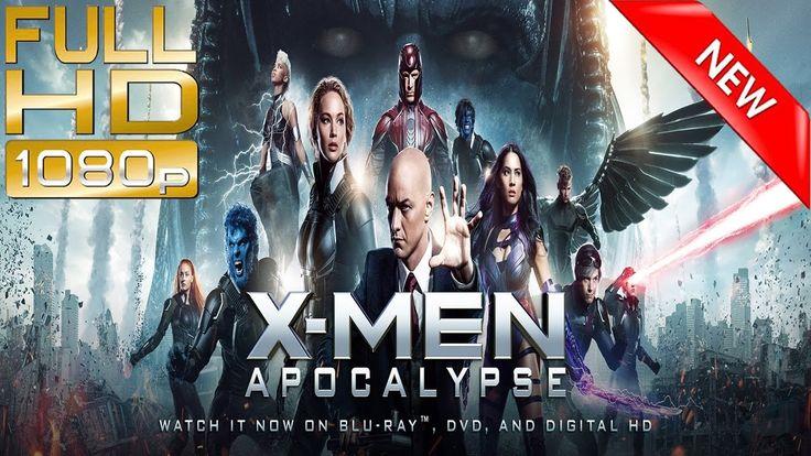Pelicula completa X Men Apocalypse en español latino - peliculas HD
