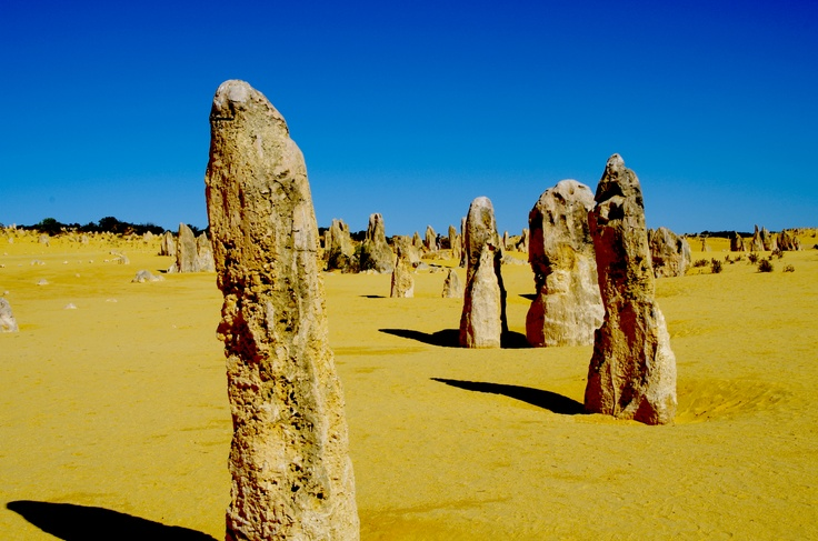 The Pinnacle Desert, Cervantes, WA