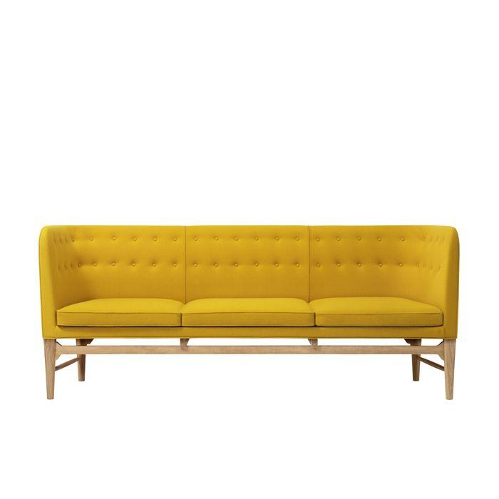 tradition arne jacobsen 39 s mayor sofa furniture pinterest arne jacobsen and sofas. Black Bedroom Furniture Sets. Home Design Ideas