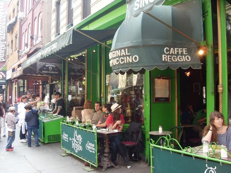 Cafe Reggio NYC