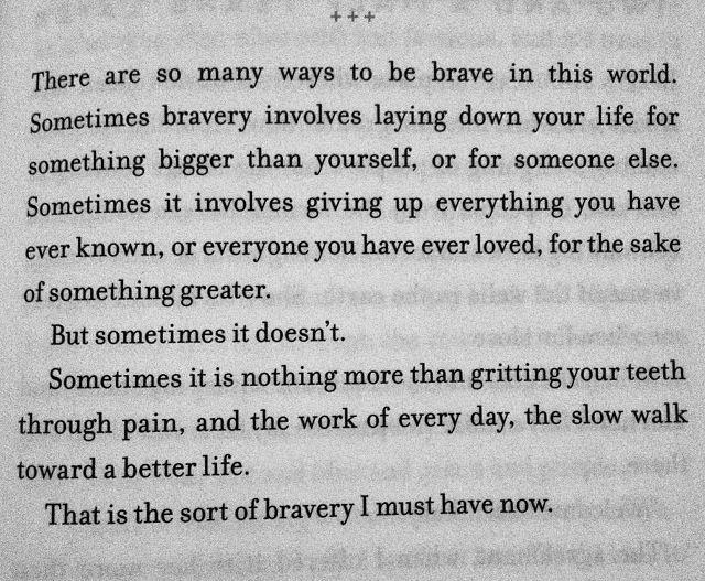 Divergent Quotes Tris And Four Allegiant quote - trisDivergent Quotes Tris And Four Love