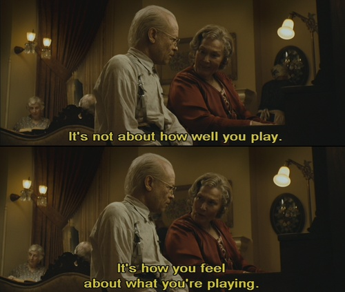 The Curious Case Of Benjamin Button Classic Film Quotes Benjamin Button Quotes Movie Quotes
