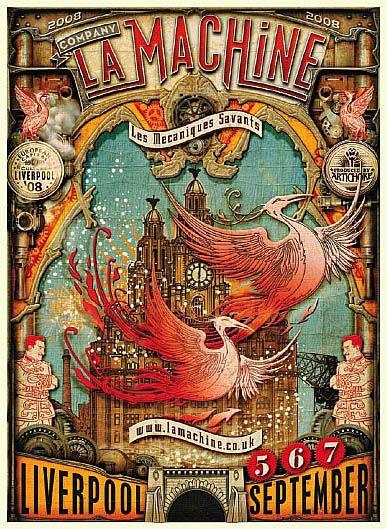 La Machine Liverpool