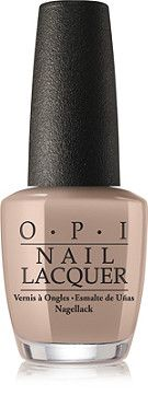 OPI Fiji Nail Lacquer Collection Coconuts Over OPI (toasty taupe)