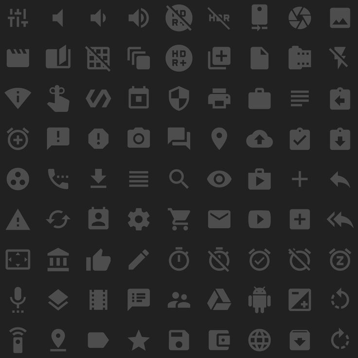 Material icons are beautifully crafted, delightful, and easy to use in your web, Android, and iOS projects.