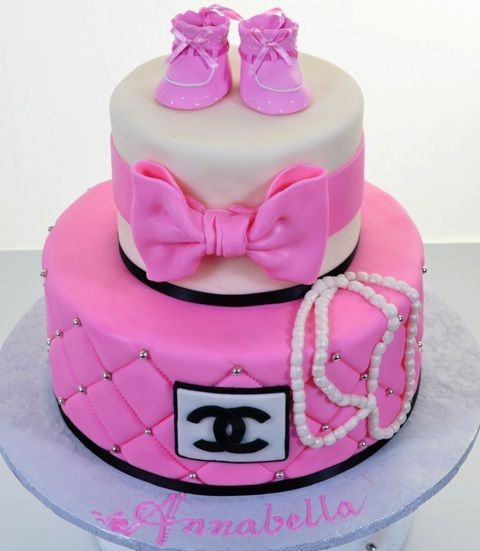 Paris Baby Shower Cake: Best 25+ Chanel Baby Shower Ideas On Pinterest