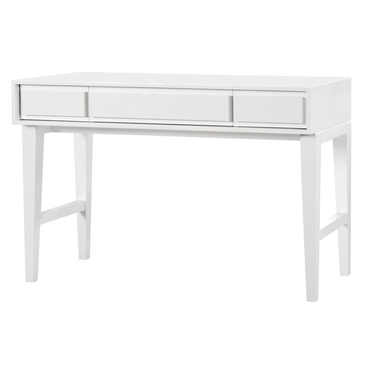 Bungalow 5 Berenger Console Table in White