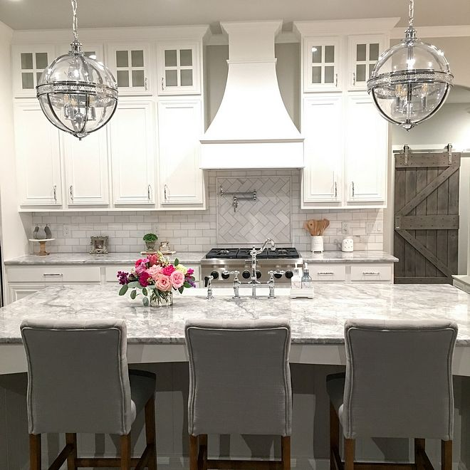 Beautiful Kitchens With White Cabinets: 480 Best Beautiful White Kitchens! Images On Pinterest