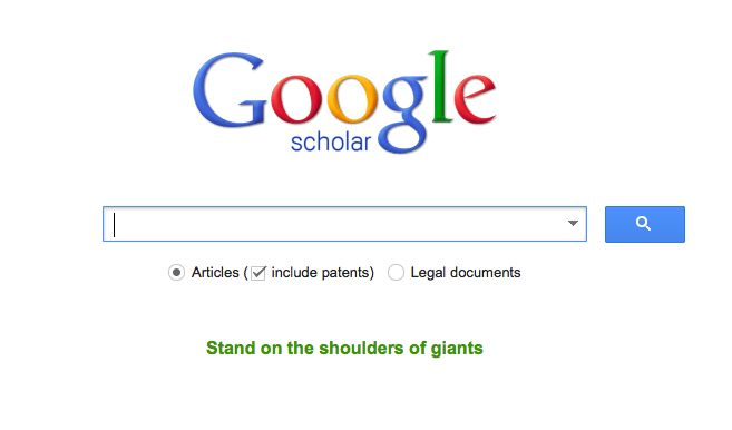 3 Things You (Probably) Didn't Know about Google Scholar