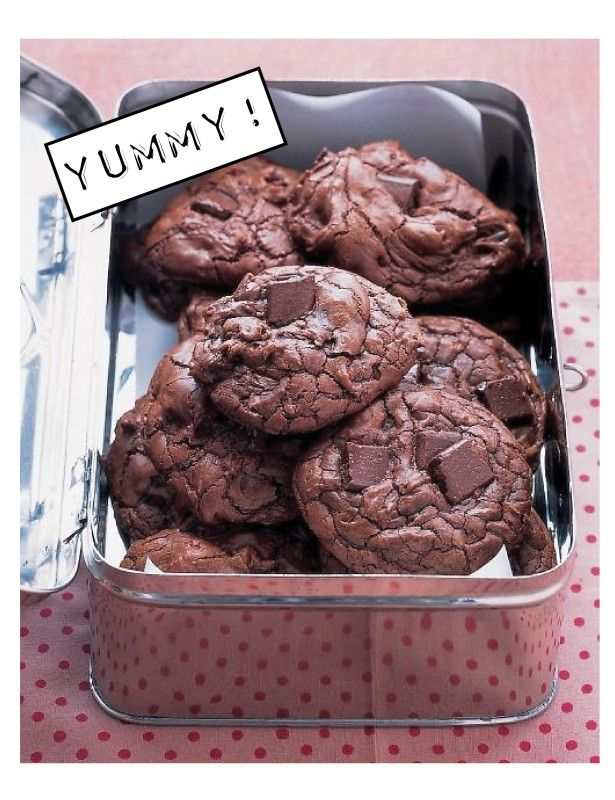 OUTRAGEOUS CHOCOLATE CHIP COOKIES | My Favourite Recipes | Pinterest