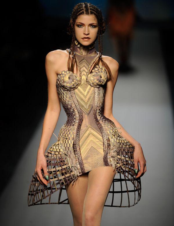 Haute couture printemps-été 2010 : le défilé Jean Paul Gaultier