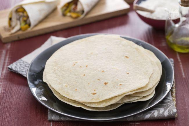 Le tortillas di farina sono consumate soprattutto nel  nord del Messico, dove il grano abbonda e spesso sostituisce il mais.