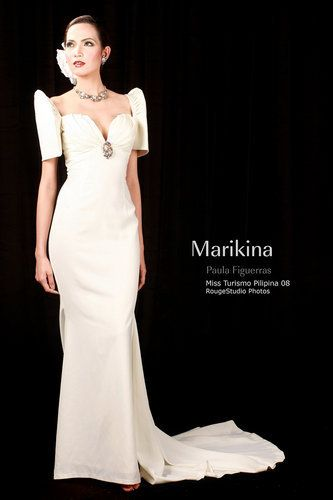 79 best maria clara images on pinterest filipiniana for How to become a wedding dress model