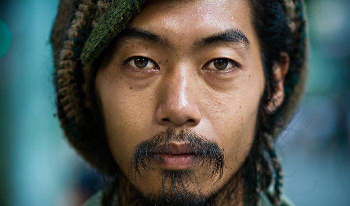 Augenfarbe Bedeutung braune augen asia