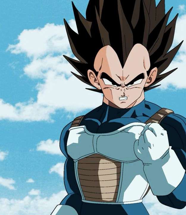 Image result for vegeta pinterest