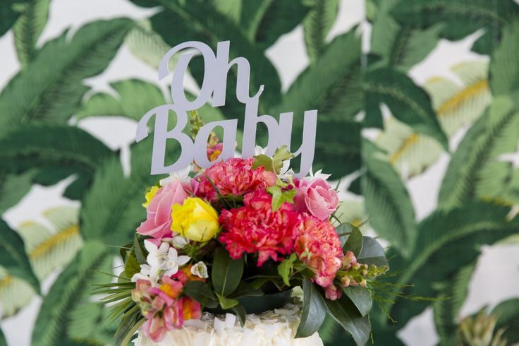Tropical Baby Shower | Foreva Events