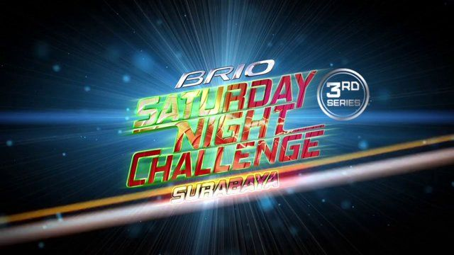 Honda BRIO Saturday Night Challenge #3 at Surabaya