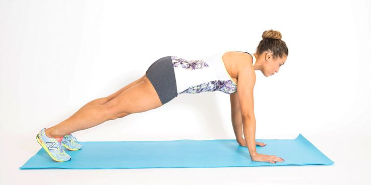 How to Master a Push-Up