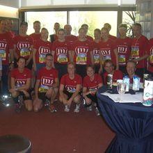 Angelique laat haar team lopen tijdens de TCS Amsterdam  Marathon | 18 oktober 2015 en steunt MS Vereniging Nederland https://www.justgiving.nl/nl/angelique