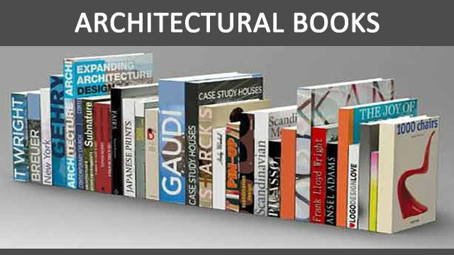12 Most Important Architecture Books for Students