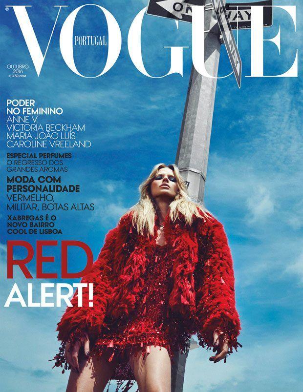 Anne V for Vogue Portugal 2016                                                                                                                                                                                 Más