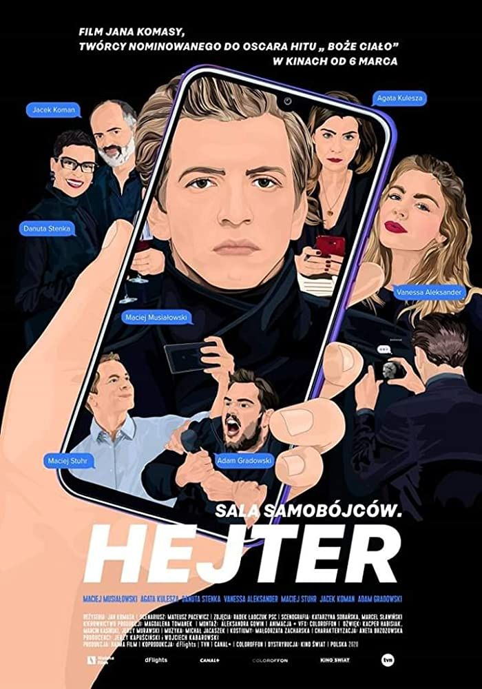 The Hater (2020) in 2020 Streaming movies free