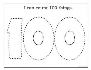 printable 100 and 50 more ideas on this website