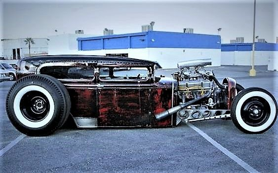 1930 Ford Model 'A' Rat Rod