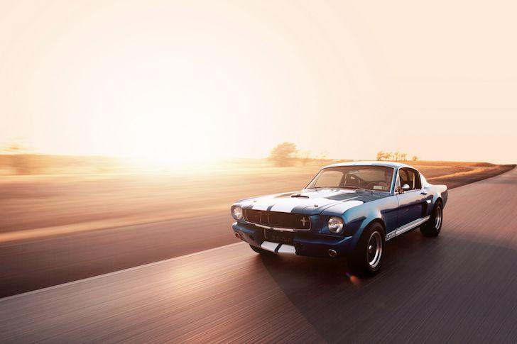 1965 Shelby GT350 SR