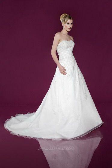 Benjamin Roberts Bridal Gown Style - 2407
