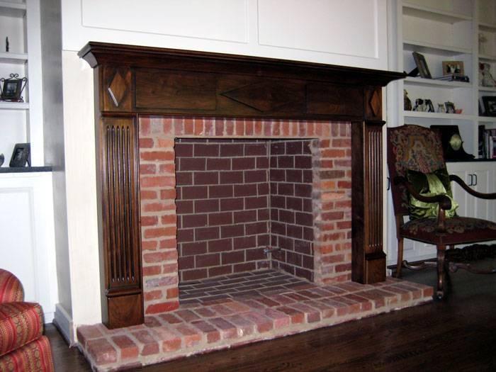 84 best Fireplace mantel Ideas images on Pinterest | Fireplace ...